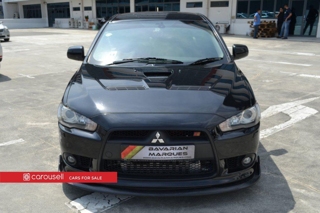 Mitsubishi Lancer EX 2 0A Ralliart Turbo, Cars, Cars for