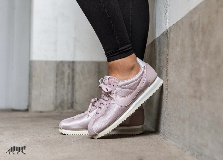 2e16a45abd7c Nike Cortez in Particle Rose