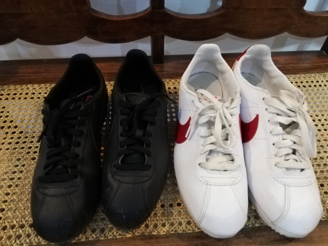 newest c5374 3250f Nike Cortez mens and womens set, Men s Fashion, Footwear, Sneakers ...