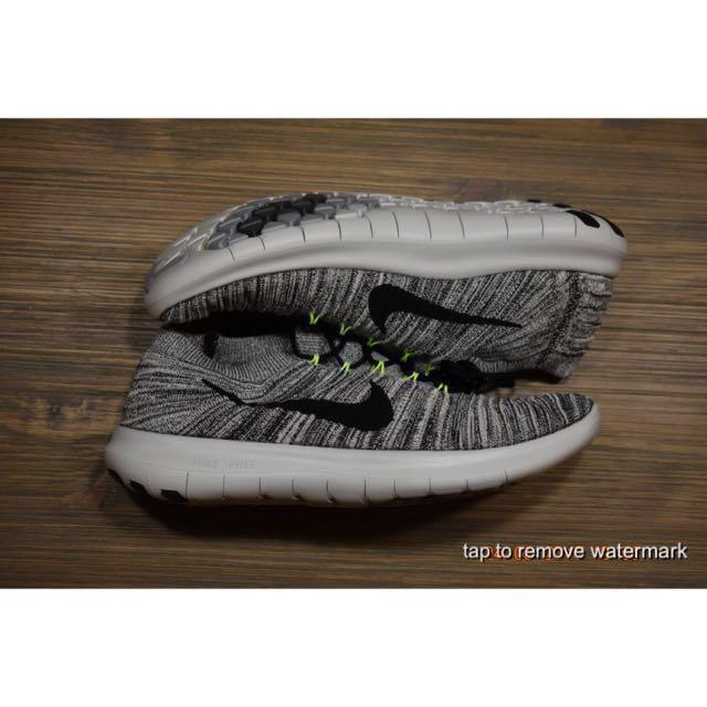 Nike Free Run Motion Flyknit Men S Fashion Footwear Sneakers On Carousell