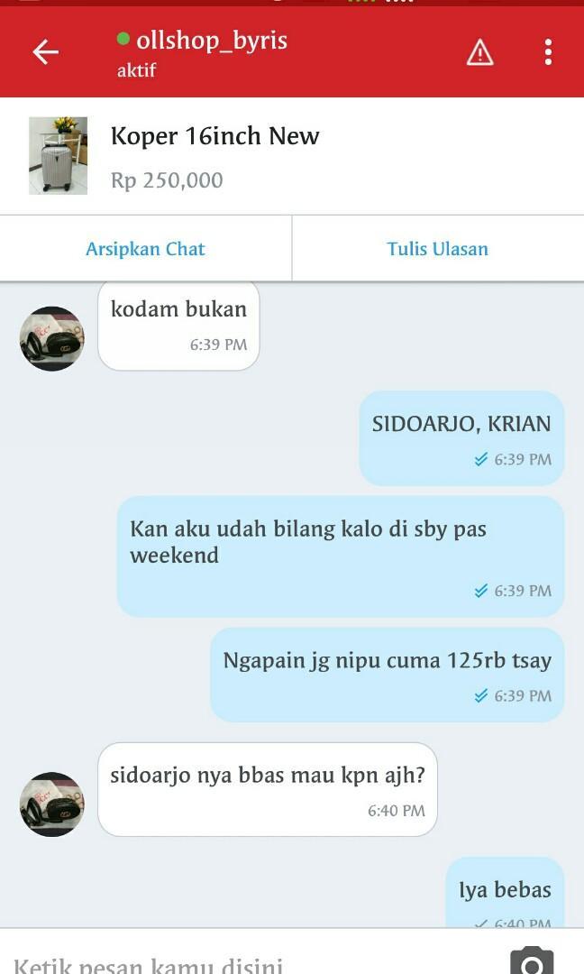 NOTE!!!! BE SMART TOLONG DI BACA BAIK2.
