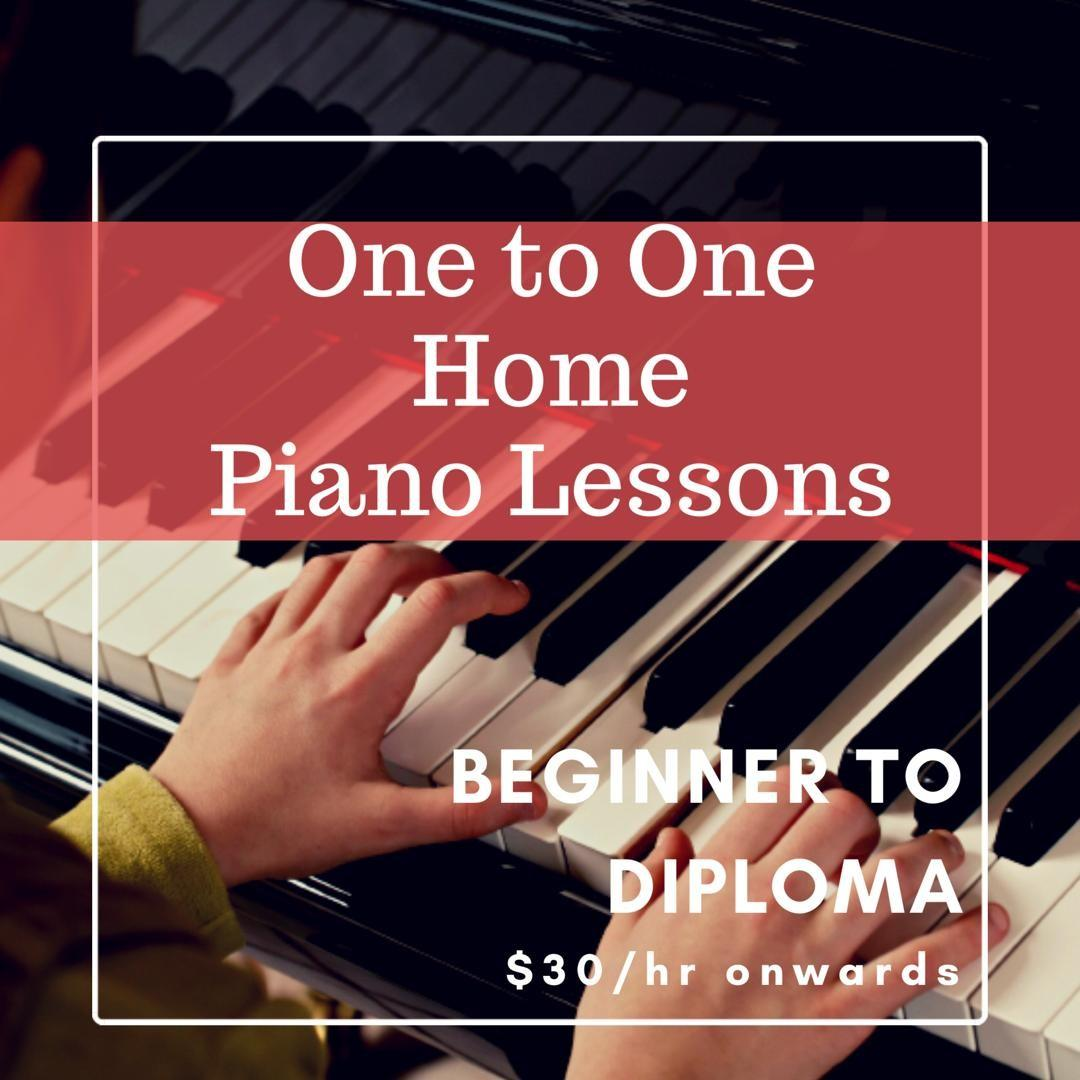 Private Piano Lesson | Piano Instructor | One to One Home Piano Lesson | Keyboard Lessons | ABRSM Trinity Yamaha Exam | Leisure  | Practical & Theory | Grade 1 2 3 4 5 6 7 8 Exam and Diploma Piano Teacher | Suitable for Adults & Kids of All Ages