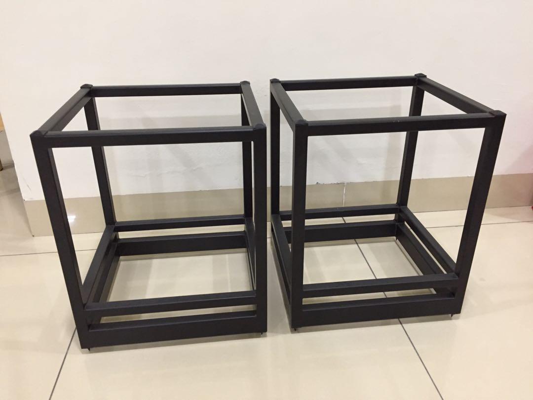 """WTB 16""""-18"""" Open frame stand for Harbeth S/HL5 Open_frame_speaker_stand_1538325431_0f7386bd_progressive"""