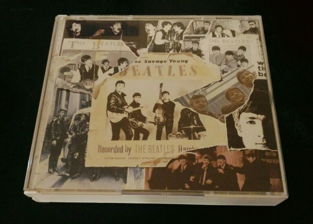 Original CD : The Beatles - Anthology 1 on Carousell