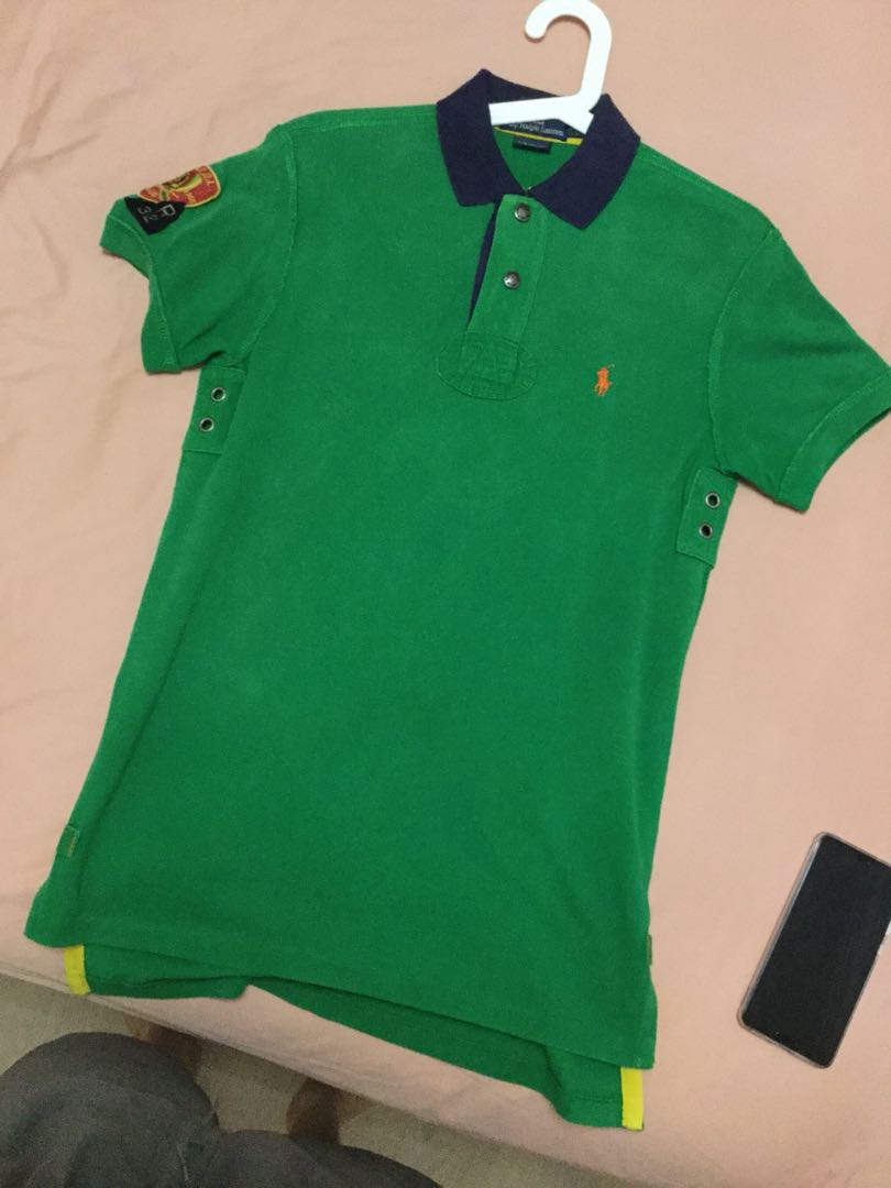 1872e0066 Preloved Polo Ralph Lauren polo tee