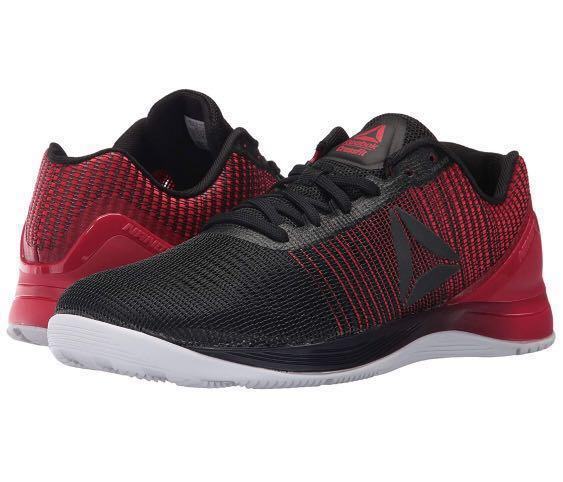9383566eb261 Reebok Nano 7 Primal Red CrossFit Training Men s Shoe US9.5