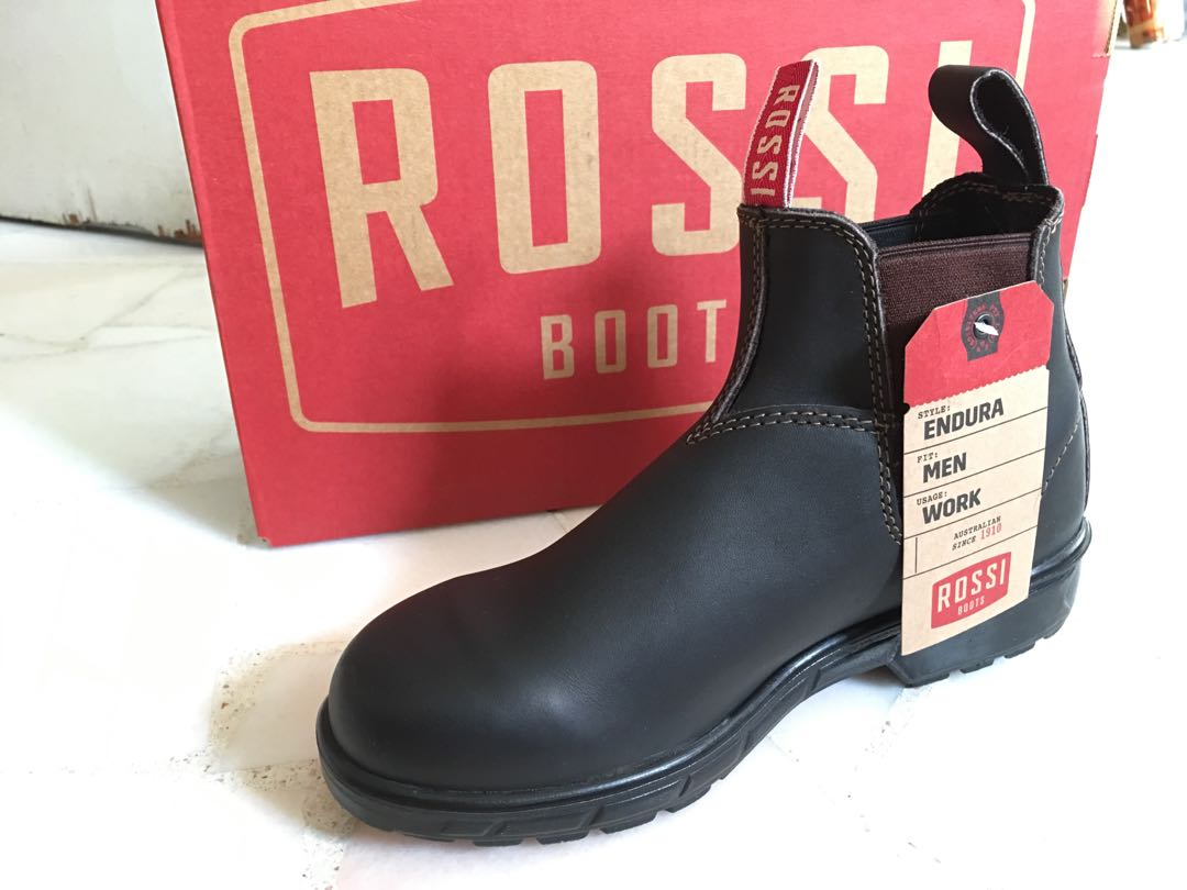 aafc6873774 Rossi 303 Endura Boots - The Best Boots In The World