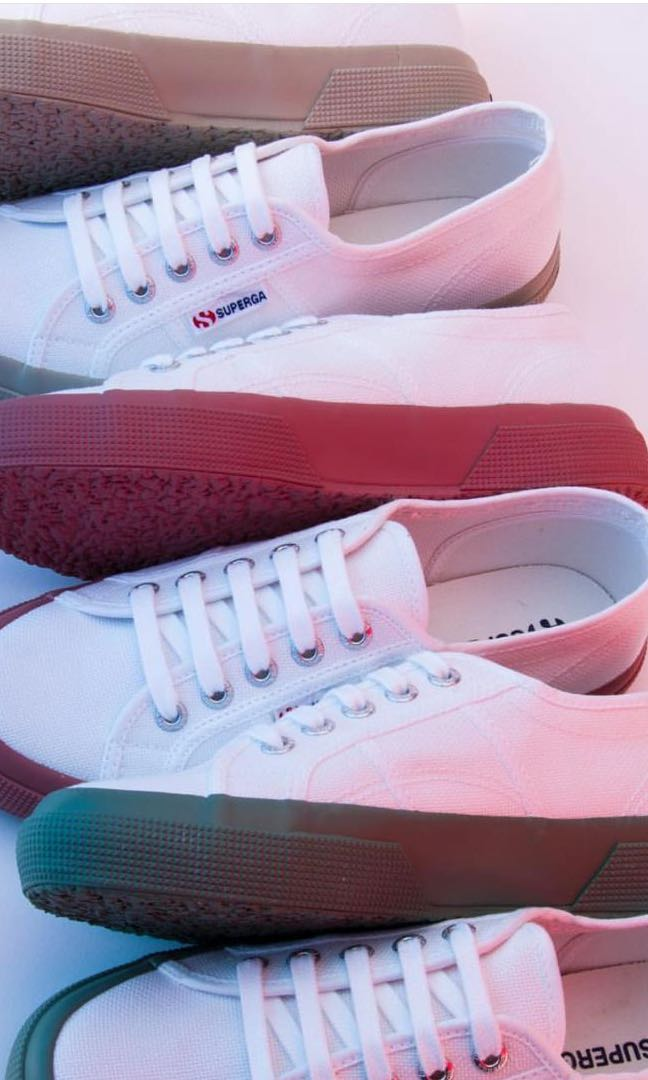 f1cdff98489 SuperGa 2750 Gum - White Dusty Rose (Eu 38)