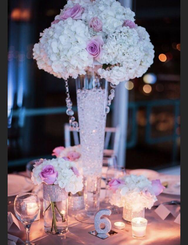 Tall Vases for SALE!  Great for centre piece/decor for any special event!