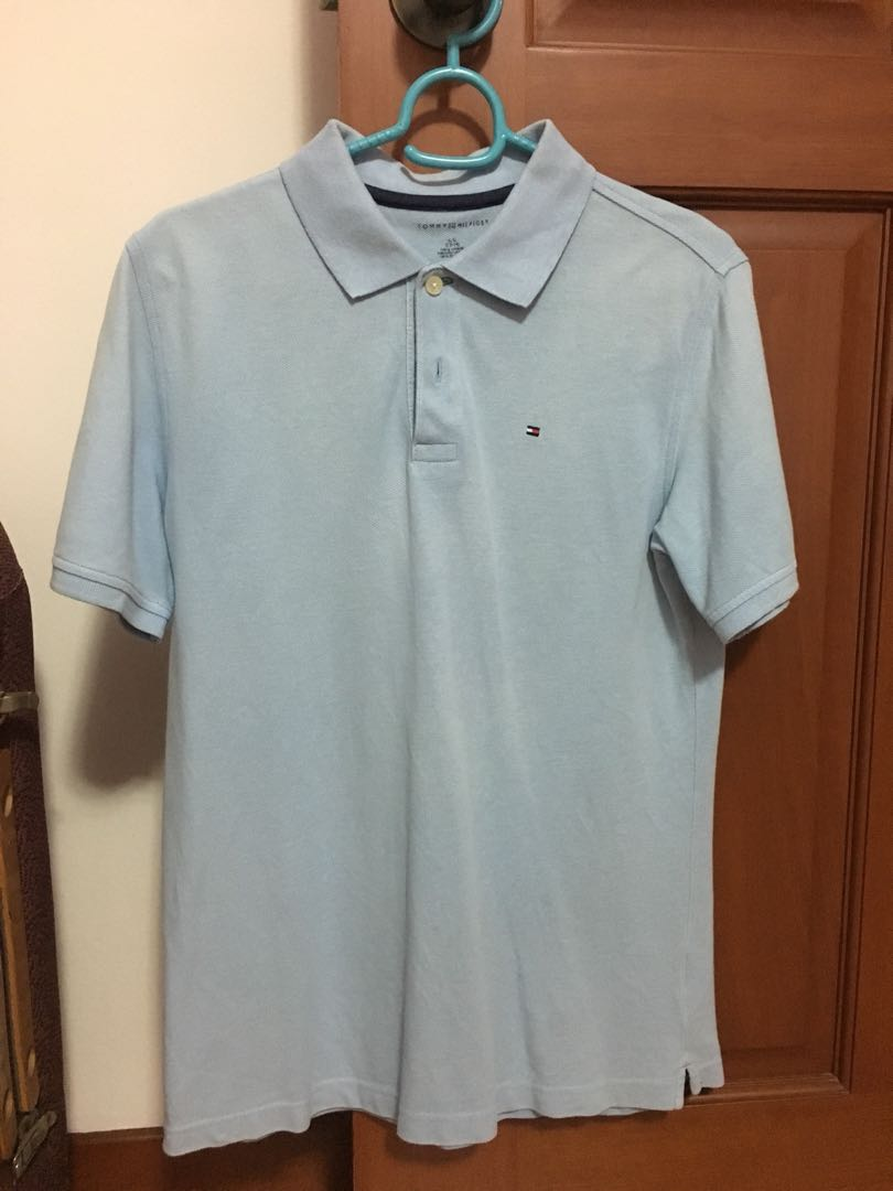 201a01d4 Tommy Hilfiger Polo T, Men's Fashion, Clothes, Tops on Carousell