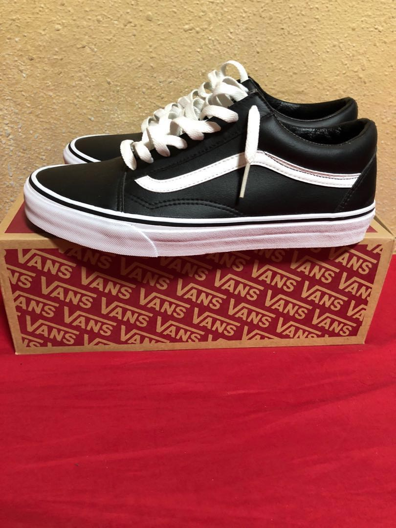 ad2556a17a Vans Old Skool Leather
