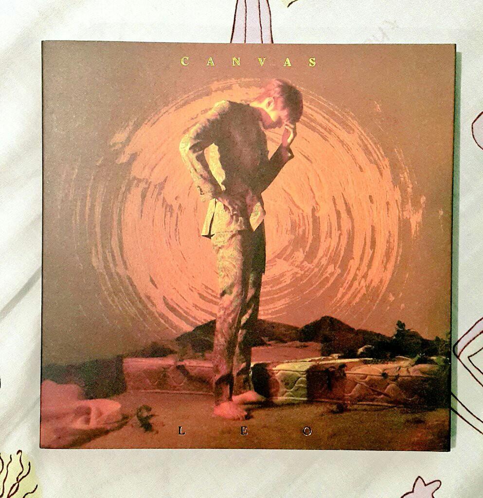 UNSEALED] VIXX LEO Canvas Mini Album on Carousell