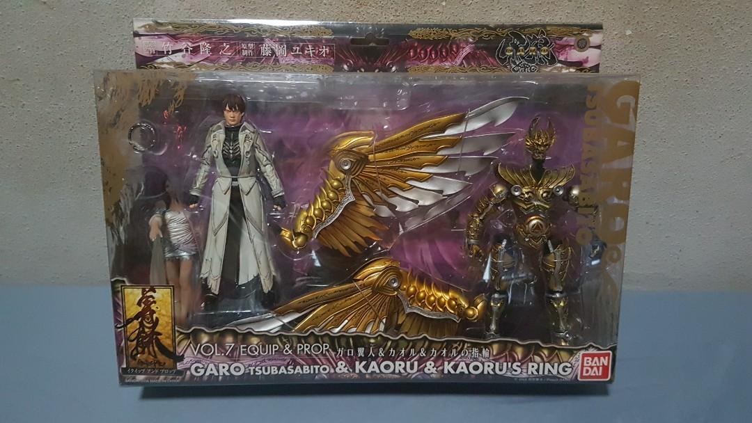 Vol.7 Equip & Prop - Garo Tsubasabito & Kaoru & Kaoru's Ring
