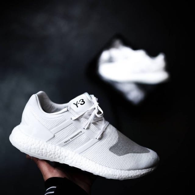 1d5f696d8d58f Y-3 Pure Boost Crystal White BY8955