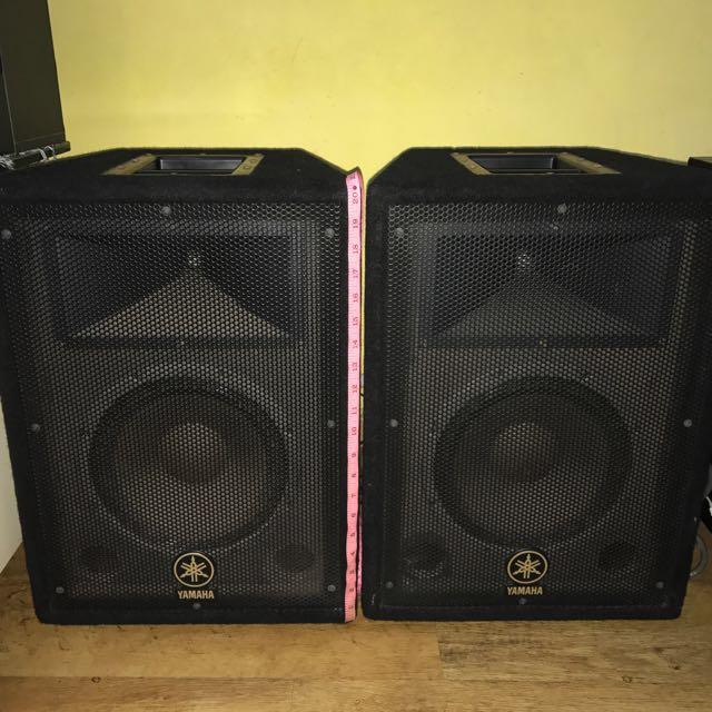 YAMAHA A10 Outdoor/Indoor Speaker (Passive)