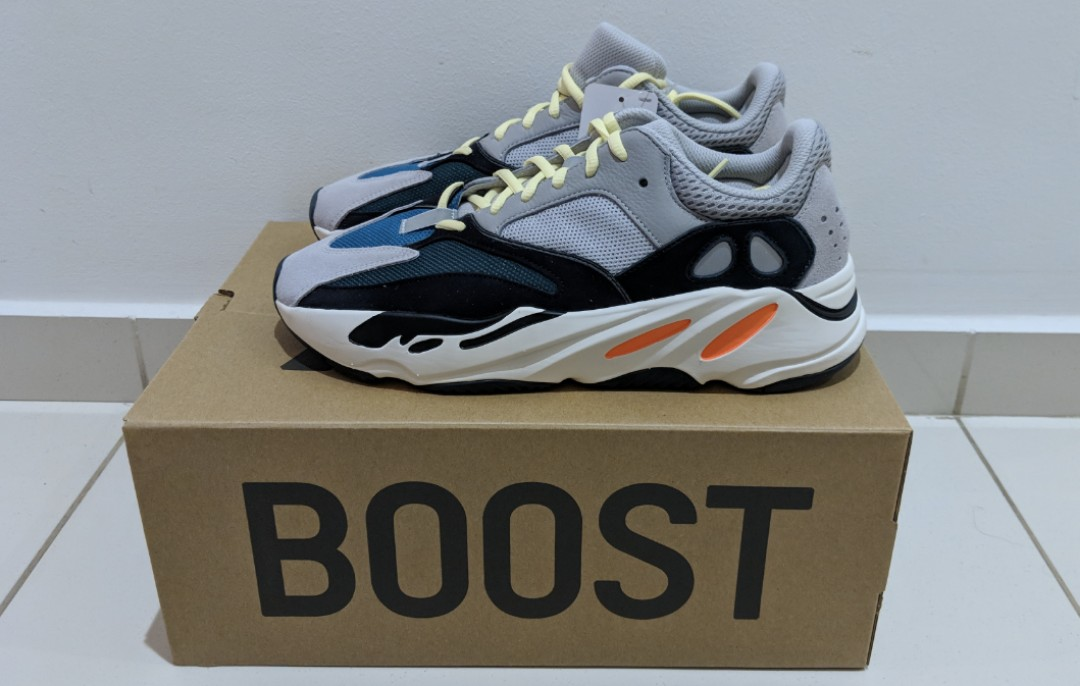 e49c8e1c66716 Yeezy 700 Wave Runner (Adidas) - US 10.5
