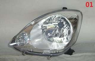 Viva head lamp lampu depan