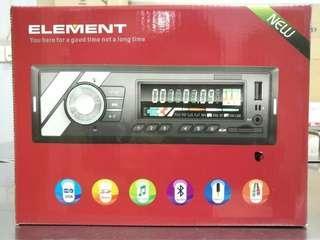 Usb player radio player