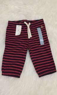 Baby Gap - Bottom Stripe Red