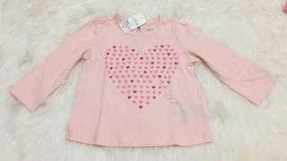 Baby GAP Pink Love