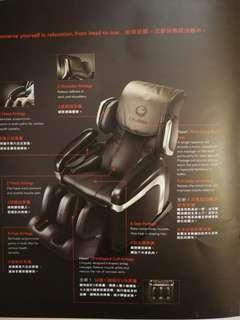 OGAWA 3D smart sense massage chair
