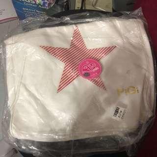 粉紅星星袋