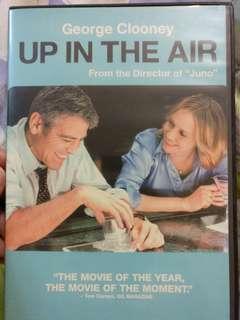 Up in the air dvd  寡佬飛行日記