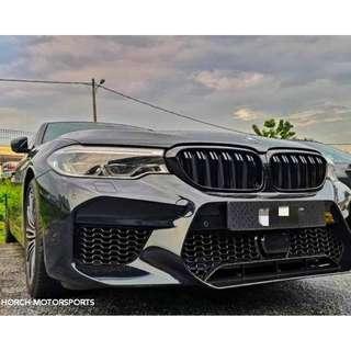 BMW G30 Convert M5 F90 Front Bumper Bodykit