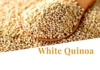 White Washed Quinoa