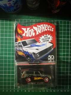 Chevy Blazer 2018 Mail In Collector Edition (free postage)
