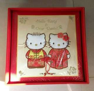 Hello Kitty 結婚相簿 Photo Album