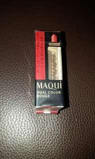 Shiseido Maquillage唇膏 Dual Colour Rouge No. 30