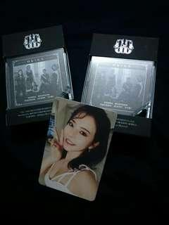 SNSD Oh!GG Lil' Touch Photo Card Sunny