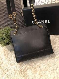 100% Authentic Chanel Tote in Caviar