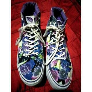 Vans Floral Unisex shoes ORIGINAL!!!
