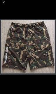 🚚 Aape Camo Shorts XL
