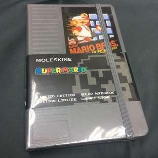 Moleskine super mario Notebook