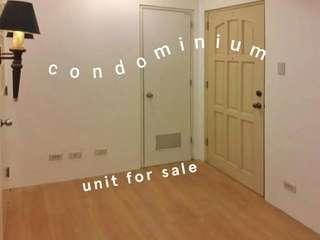 Condominium for sale in Santolan Pasig (Oxford Mansion)
