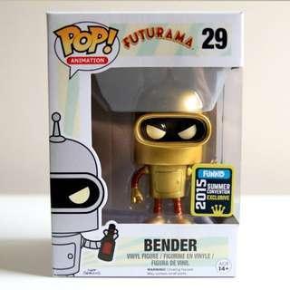 Funko POP! Futurama Bender