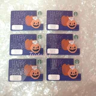 STARBUCKS Happy Halloween 2018 - Thailand