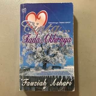 #OCT10 Novel Melayu: Cinta... Tiada Akhirnya | Fauziah Ashari
