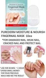 Purederm Fingernail Mask