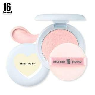 ☘️16 Brand Mochi Pact Highlighter