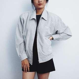 Vintage jacket white