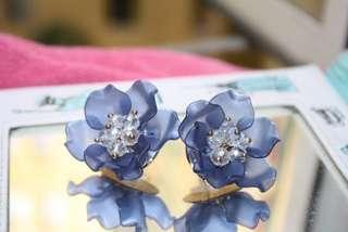 Handmade Flower Earrings ✨