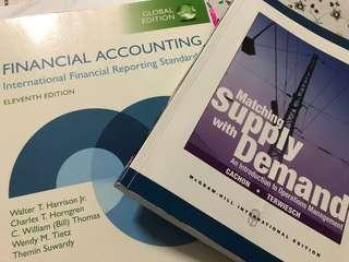 Financial accounting and operations management