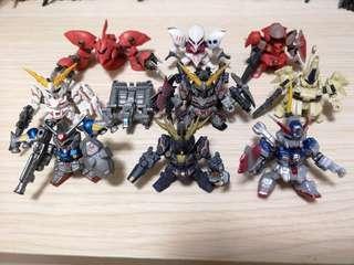 高達 扭蛋 Gundam next dash forte