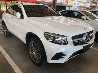 Benz GLC300 coupe