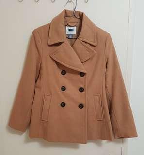 Brand New Old Navy Wool Coat