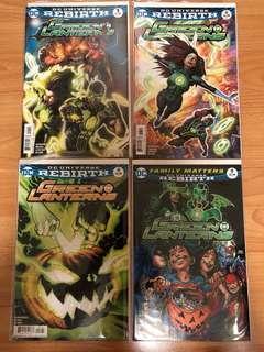 Green Lanterns (Rebirth)